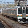Photos: 吾妻線211系3000番台 A31編成