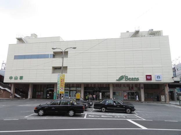 中山駅 南口