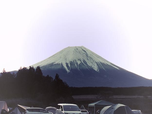 俺が富士山だ