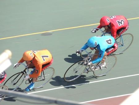 これはまだ全日本選抜と違うレース。