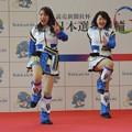 写真: 井上さんと荒井さん。