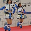 写真: 荒井さんと宮川さん。
