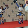 Photos: 宮川さんと荒井さん。
