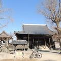 Photos: 正信寺のお堂。