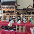 Photos: 江戸時代の雛飾り。