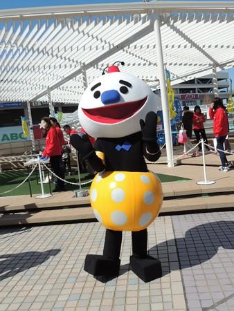 3/10(土) ナゴドのマラソンEXPOでステージイベントいろいろ ドアラ&チアドラも登場!