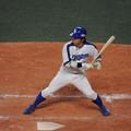 写真: 亀澤恭平選手。