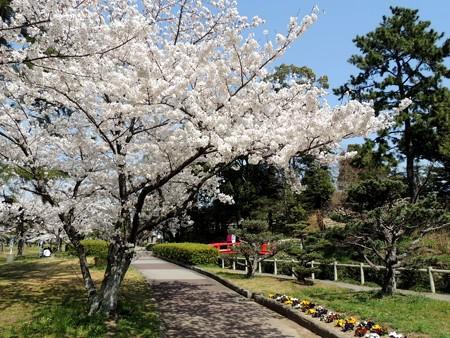神戸公園(鈴鹿)。