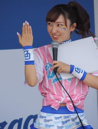 6/24(日) ガールズシリーズの横浜戦でディオーネちゃんとか ドリームスターズパーティーとか。
