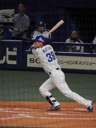 松井雅人選手。