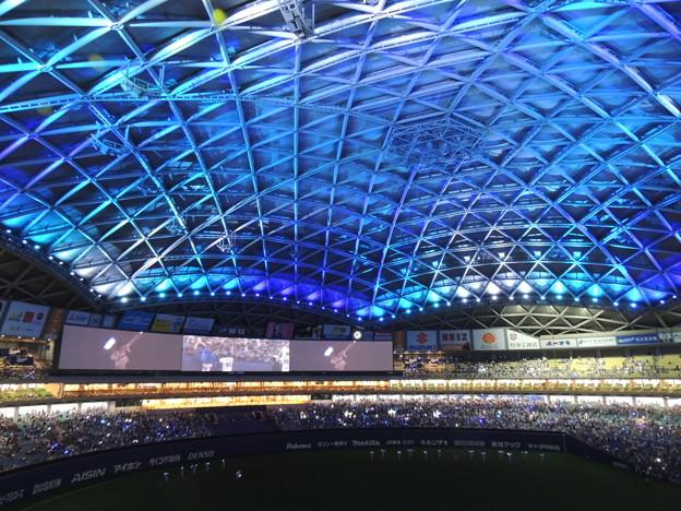 Photos: LED照明で天井きれい。