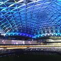 LED照明で天井きれい。