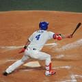 Photos: 藤井淳志選手。