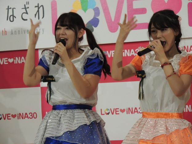 吉田姉妹。