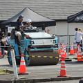 Photos: 建設業体験。