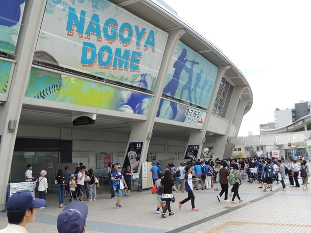 ナゴヤドーム。