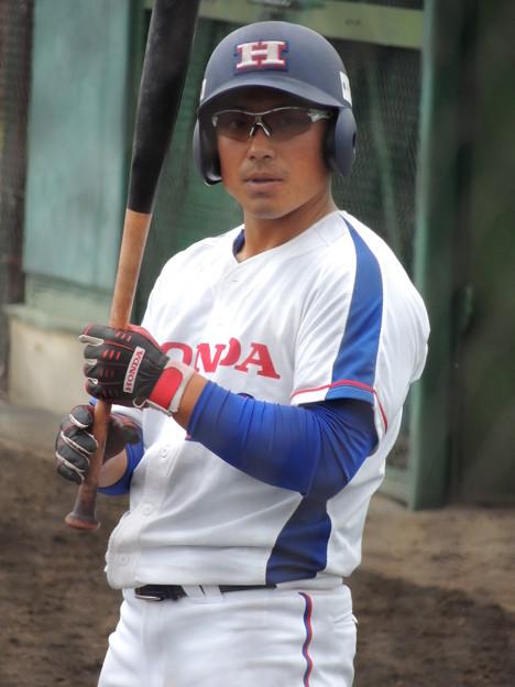 古本武尊選手。