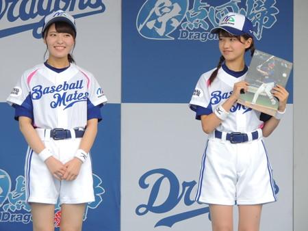 MIYUKAさんとURARAさん。