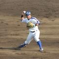 Photos: 亀澤恭平選手。