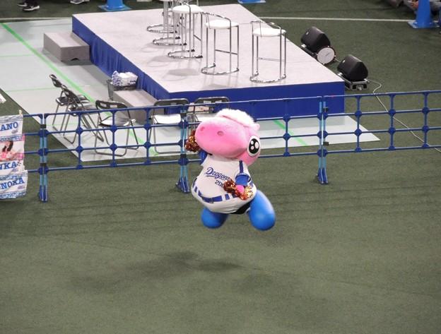 めっちゃジャンプ!!