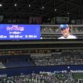松坂投手。