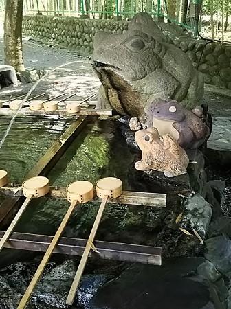 椿大神社。
