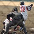 Photos: コーチ兼任の澤田昇吾選手。