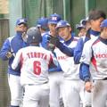 Photos: 3/16 四日市大学戦。