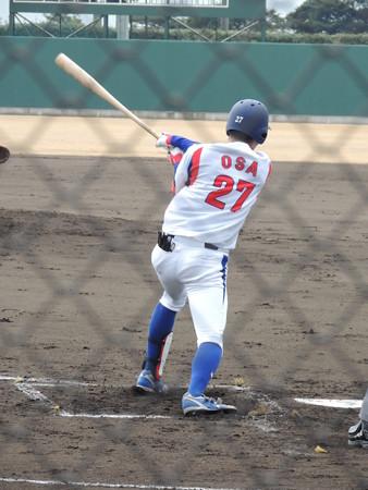 新入団の長 壱成選手。