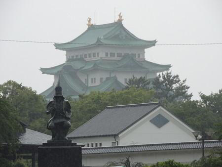 名古屋城。