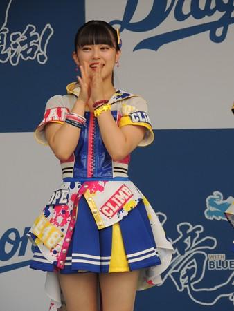 竹内彩姫さん。