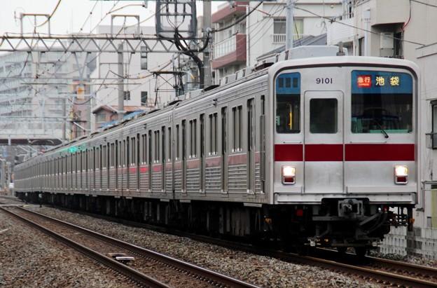 1026レ 9101F(2015/2/22 上板橋-東武練馬間にて)