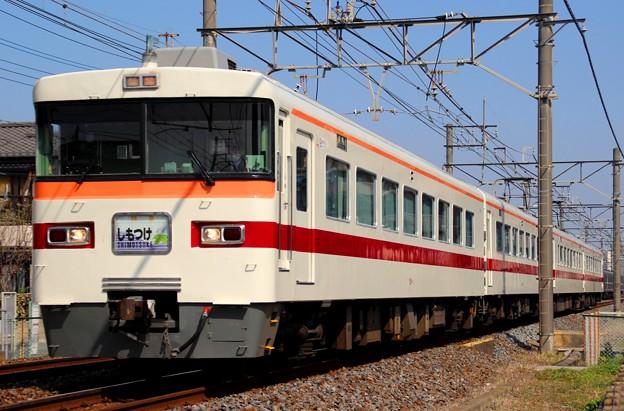 1282レ 351F(2015/4/6 一ノ割-春日部間にて)