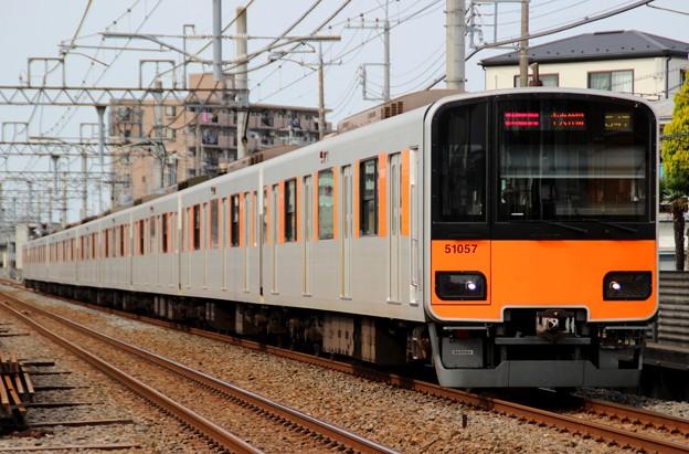 E1454T 51057F(2015/4/12 北越谷-大袋間にて)