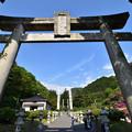Photos: 三隅神社参道
