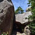 Photos: くぐり岩