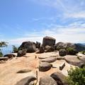 Photos: 弥山頂上