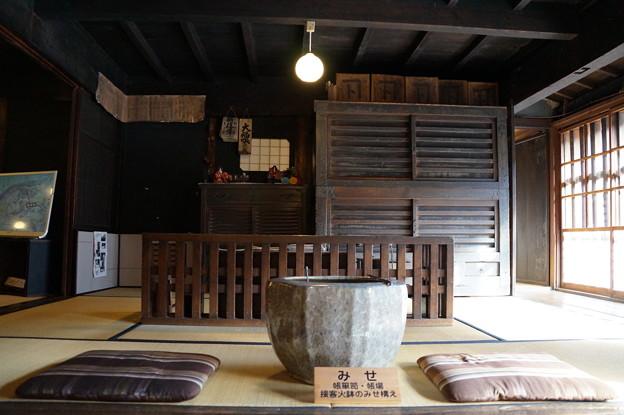旧今井家住宅 「みせ」