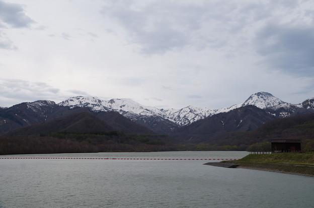 笹ヶ峰 乙見湖