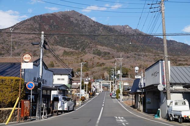 旧筑波駅前通り
