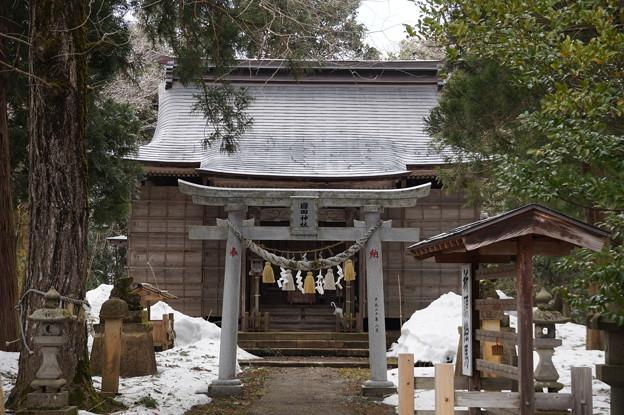 圓田神社 2