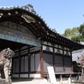 御香宮神社・割拝殿1