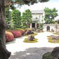 妙蓮寺・十六羅漢石庭3