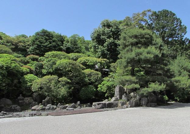 金地院・鶴亀の庭園(鶴島)1