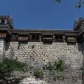 松山城・南北隅櫓1