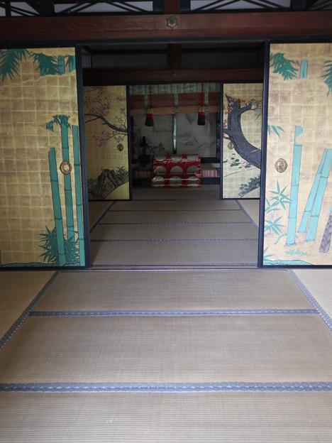 大覚寺・正寝殿2
