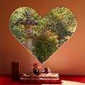 写真: 正寿院・客殿(猪目窓)4