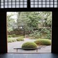 Photos: 春光院・方丈南庭(額縁)1