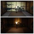 Photos: 春光院・方丈襖絵