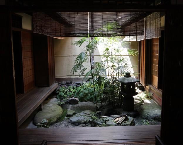 吉田家・中庭2